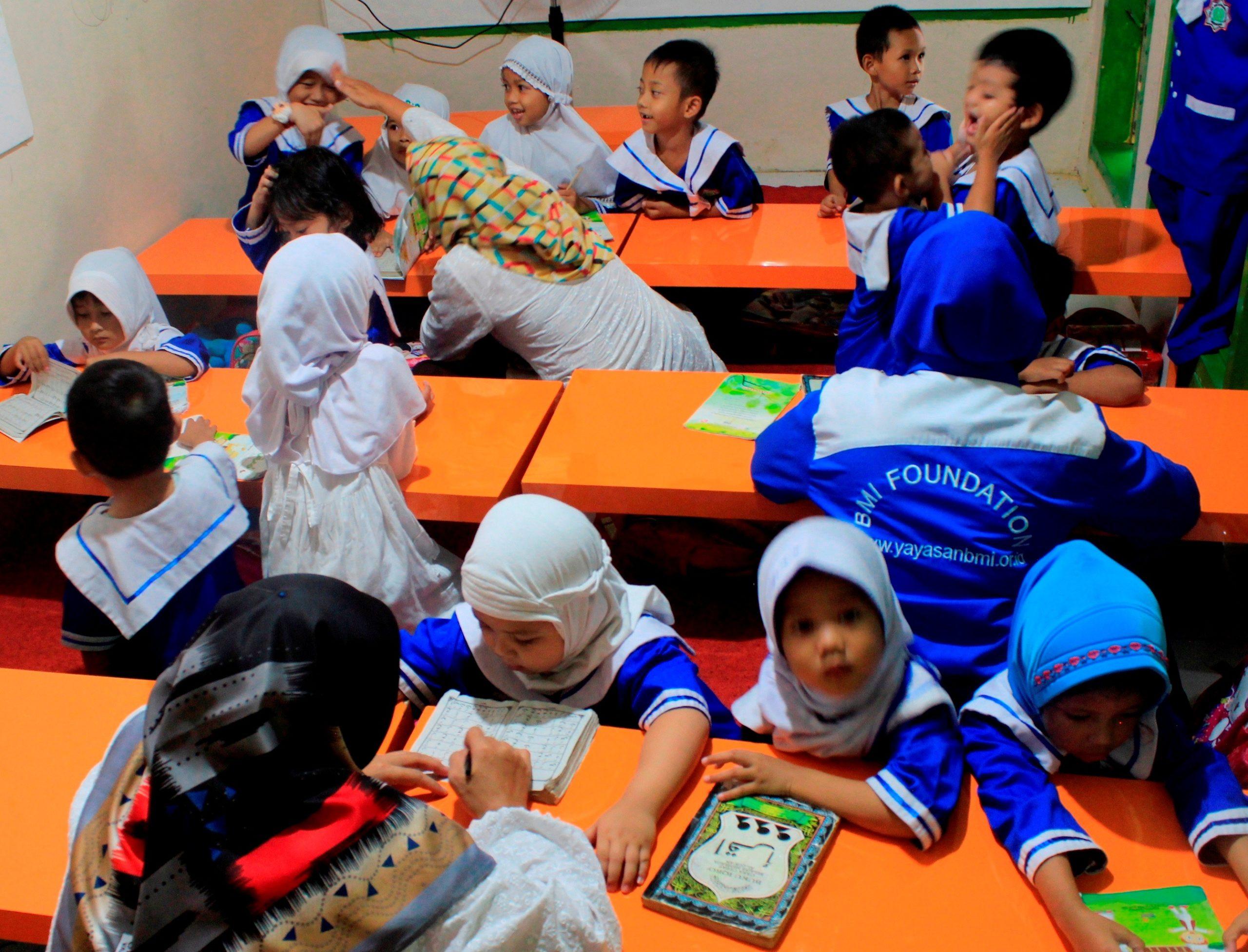BMI Berkembang Mandiri Indonesia