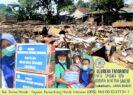 Yayasan Berkembang Mandiri Indonesia Menyalurkan Bantuan Bencana Banjir Untuk Cicurug Sukabumi