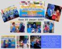 YBMI Peduli Gizi Yatim,Hari Gizi  Nasional